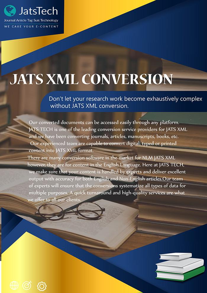 JATS XML Conversion